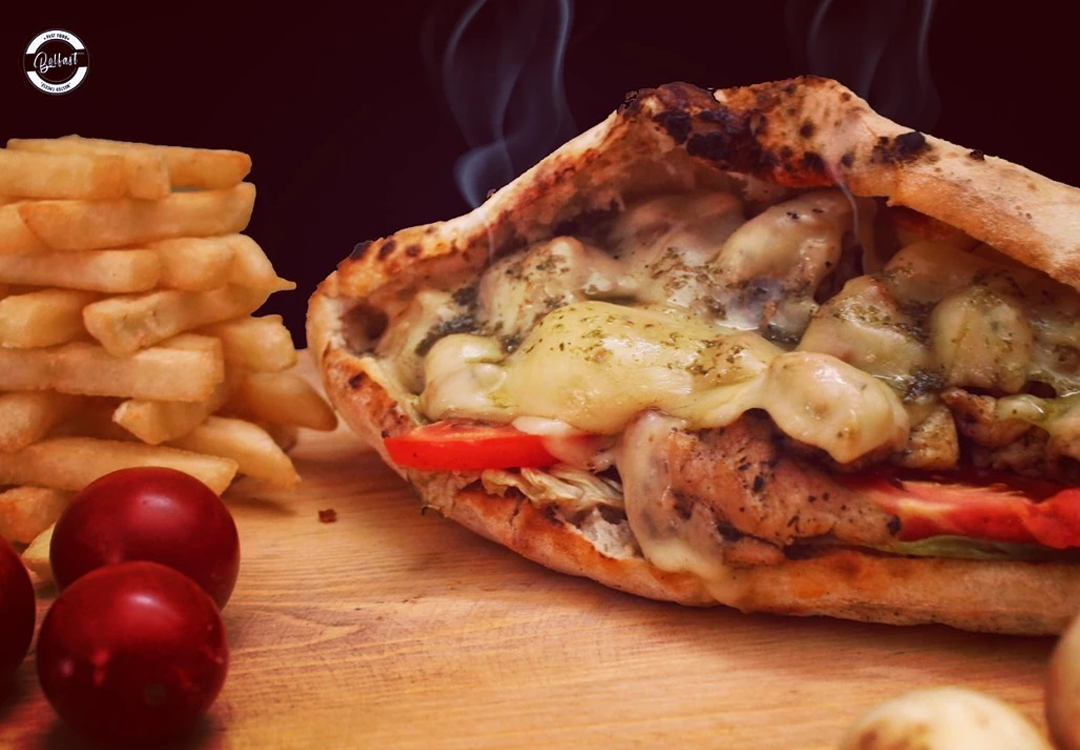 BELFAST - Fast Food & Melted Cheese